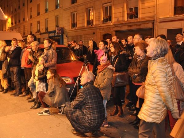 METAXU#1 – Défilé féministe de Pascal Lièvre – 22/11/2014