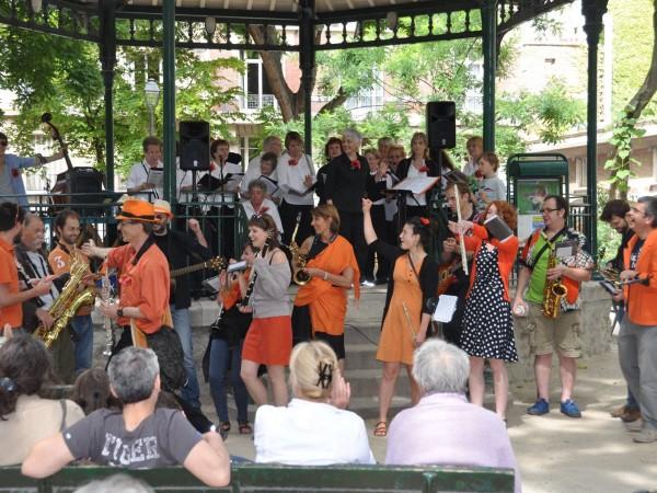 Fête du quartier Jules Joffrin/Clignancourt – 14/06/2014