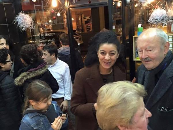 Inauguration des fines gueules du 18 – 17/12/2015
