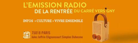 radio podcast emission carre versigny